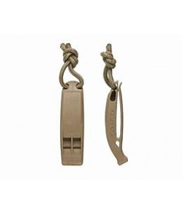 Tactical Signal Whistle Molle