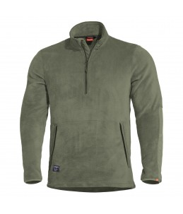 K09022 Grizzly 1/2 Sweater Camo Green
