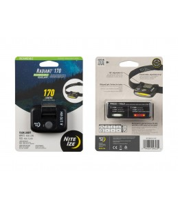 Nite-Ize Radiant 170 Rechargeable